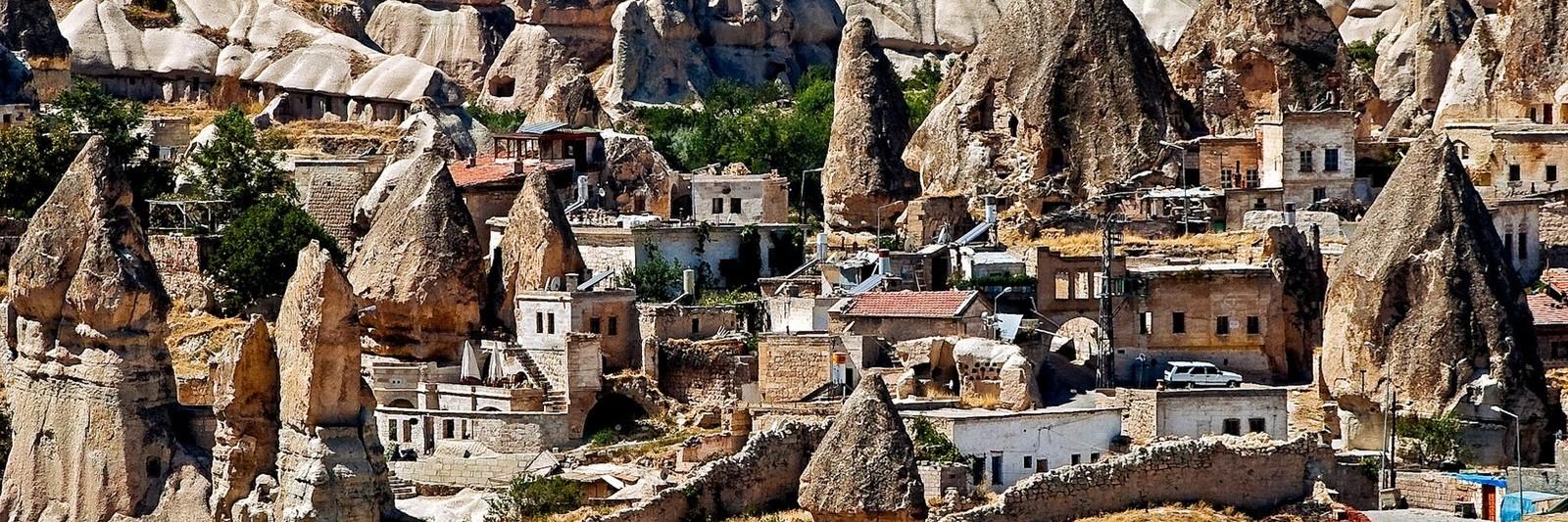 Istanbul-Cappadocia-Istanbul